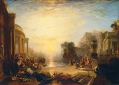 JMW Turner​ The Decline of the Carthaginian Empire custom print