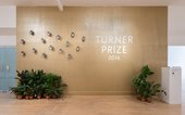 Entrance to Turner Prize 2016