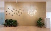 Entrance to Turner Prize 2016