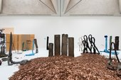 Michael Dean for Turner Prize 2016