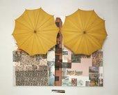 Robert Rauschenberg, Untitled (Spread), 1983, The Robert Rauschenberg Foundation (New York)