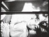 Video stills from Joan Jonas's Vertical Roll, 1972 (1)