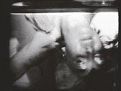 Video stills from Joan Jonas's Vertical Roll, 1972 (2)