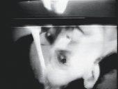 Video stills from Joan Jonas's Vertical Roll, 1972 (3)