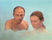 Video stills from Joan Jonas's Volcano Saga, 1989 (1)