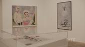 Polke exhibition at Tate Modern 2014-15