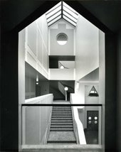 Foyer of the 1987 Clore Gallery which houses the Turner collection©Richard Bryant
