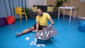 Harold Offeh in Use Your Body to Make Art