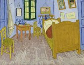 Vincent van Gogh The Bedroom 1889 Musée d'Orsay, Paris