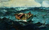 Winslow Homer, The Gulf Stream, 1899, Metropolitan Museum of Art, New York