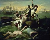 John Singleton Copley, Watson and the Shark, 1778, National Gallery of Art, USA