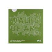 Walks of Art London book