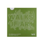 A image of the book cover for Walks of Art
