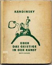 Wassily Kandinsky exhibition catalogue, 1912