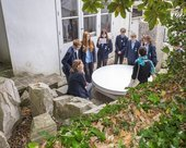 Group tour at Barbara Hepworth Museum and Sculpture Garden © Tate