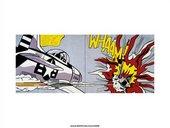 Lichtenstein Whaam! (unframed print)