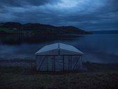 Rachel Whiteread, The Gran Boathouse, 2010