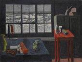 Wilhelmina Barns-Graham, The Blue Studio, c.1947–8