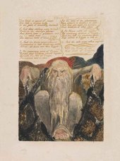 William Blake The First Book of Urizen1794
