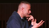 Artist Wolfgang Tillmans talking
