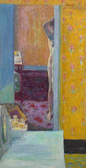 Pierre Bonnard Nude in an Interior 1935 circa National Gallery of Art (Washington, USA)