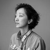Photograph of artist Xiang Jing