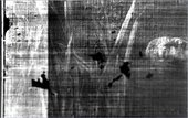 X-ray ofOphelia