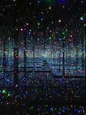 Yayoi Kusama Studio Infinity Mirrored Room – Filled with the Brilliance of Life 201