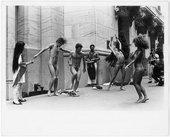 Yayoi Kusama Anatomic Explosion on Wall Street 1968 © Yayoi Kusama/Yayoi Kusama Studio, Inc