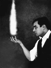 Yves Klein, The Dream of Fire c.1961