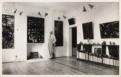 Fahr-El-Nissa Zeid exhibition, The Lord's Gallery, London1957