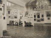 Fahrünnisa Zeid exhibition, Ralli Apartment, Istanbul, c.1945/6
