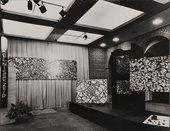 The Oriental Painter: Fahr El Nissa Zeid exhibition, Hugo Gallery, New York, 1950