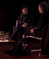 Artist Zoe Leonard in conversation with curator and art historian Briony Fer, Tate Modern, December 2018