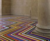 Picture of multicoloured floor