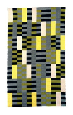 Anni Albers exhibition (11 Oct 18 - 27 Jan 19)