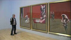 Damien Hirst   AO Art Observed    Francis Bacon