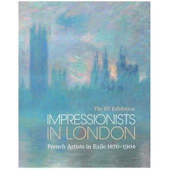 Afbeeldingsresultaat voor impressionists in london