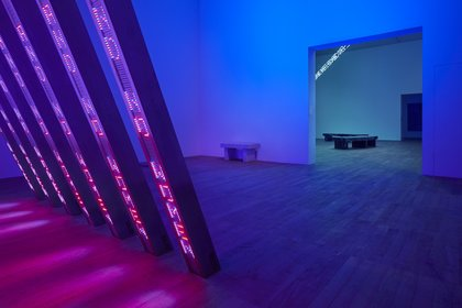 00ca3caf26649 ARTIST ROOMS: Jenny Holzer – Exhibition at Tate Modern | Tate