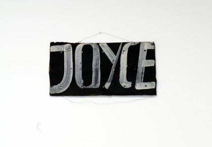 Fig.8 Joseph Beuys, JOYCE 1961
