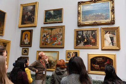 Tate Britain Free Guided Tours – Tour at Tate Britain | Tate