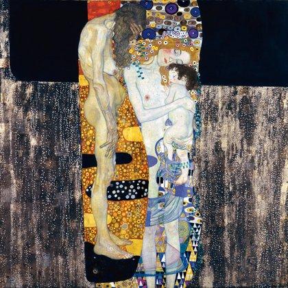 Design and Modern Life Painting Gustav Klimt