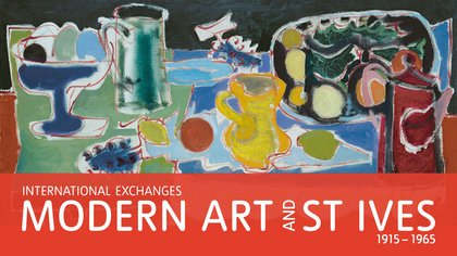 international exchanges modern art and st ives 1915 1965