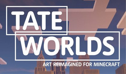 Tate Worlds: Art Reimagined for Minecraft – Project | Tate