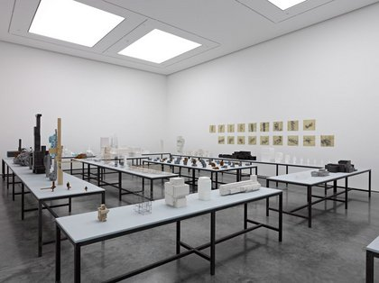 Antony Gormley The Model Room 1994 2013 Until 16 September 2018 Display At Tate Britain