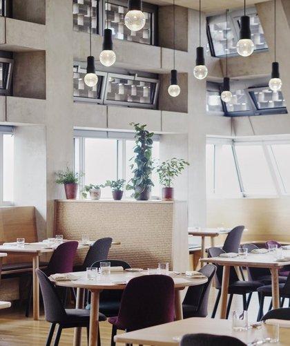 Restaurant At Tate Modern Tate