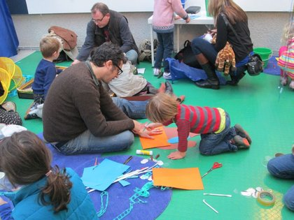 Tate Create: February Half Term – Workshop at Tate St Ives