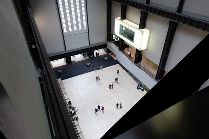 Envisage Exhibition Stand Design And Build Uk : Turbine hall at tate modern tate