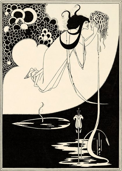 Image result for aubrey beardsley at the tate