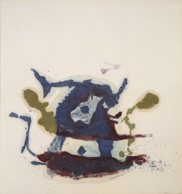 Helen Frankenthaler – Display at Tate Modern | Tate